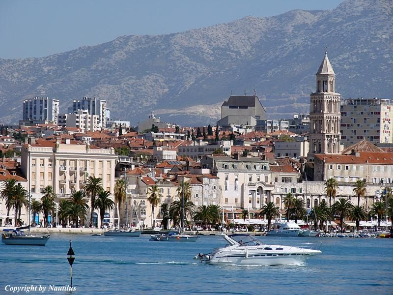 Split Croatia  city photos gallery : Split Croatia Palace of Diocletian