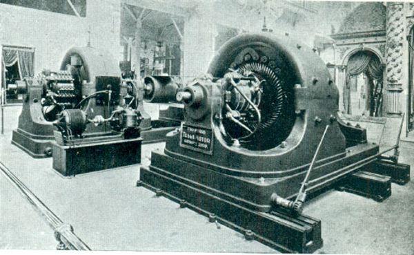 Nikola Tesla Ac Polyphase System