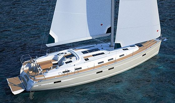 Bavaria Cruiser 50 - Yacht charter in Croatia. BAVARIA CRUISER 50