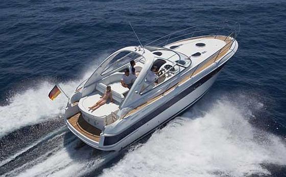 Bavaria Sport 33 Motor Yacht Charter In Croatia